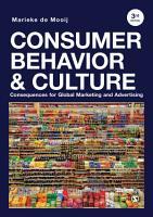 Consumer Behavior and Culture PDF