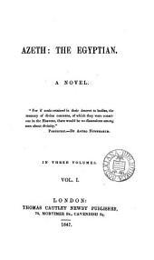 Azeth, the Egyptian: A Novel