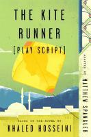 The Kite Runner  Play Script  PDF