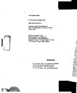 Born to Survive PDF