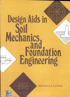 Soil Mechanics Found in Engineering Design PDF