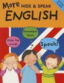 More Hide & Speak English