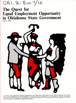The Quest for Equal Employment Opportunity in Oklahoma State Government PDF