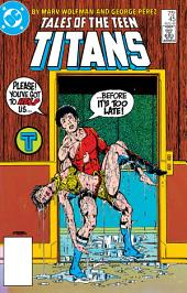 Tales of the Teen Titans (1984-) #45