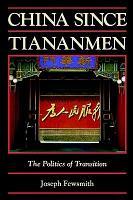 China Since Tiananmen PDF