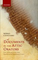 The Documents in the Attic Orators