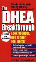The DHEA Breakthrough PDF