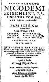 Opera poetica