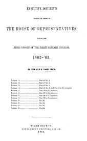 House Documents: Volume 10; Volume 184