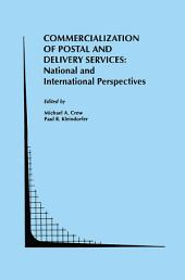 Commercialization of Postal and Delivery Services: National and International Perspectives