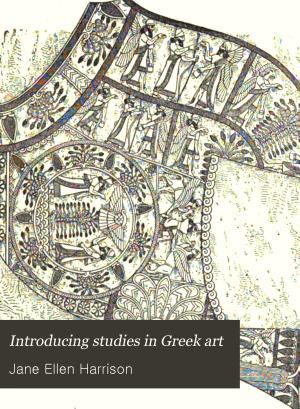 Introducing studies in Greek art PDF