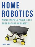 Home Robotics PDF