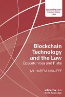 Blockchain Technology and the Law PDF