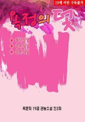 욕정의 덫 (옥문희 19금 관능소설 전3화)