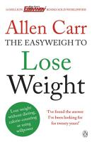 Allen Carr s Easyweigh to Lose Weight PDF