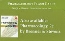 Pharmacology Flash Cards Book