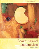 Learning and Instruction PDF