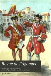 Revue de l'Agenais: Volume31
