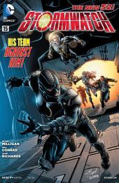 Stormwatch (2012-) #15