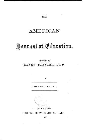 American Journal of Education PDF