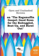 Open and Unabashed Reviews on the Ragamuffin Gospel
