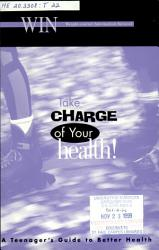 Take Charge of Your Health  PDF