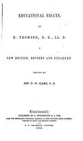 Educational essays