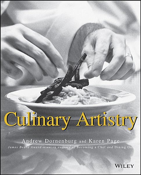 Download Culinary Artistry Book