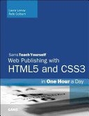 Web Publishing with Html5 and Css3 in One Hour a Day PDF