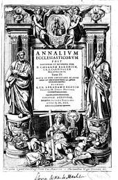 Annalium ecclesiasticorum post ... Caesarem Baronium ... tomus XV: rerum in orbe christiano ab anno Domini 1378 usque ad annum Domini 1431 ...