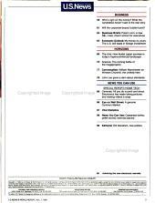 U S  News   World Report PDF