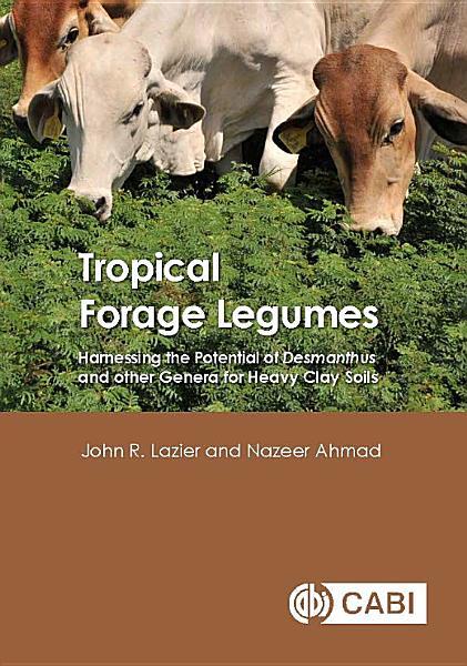 Tropical Forage Legumes