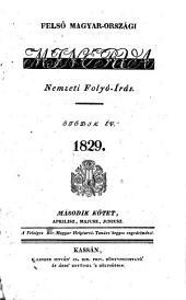 Felsőmagyarországi Minerva: nemzeti folyó-irás, 5. kötet