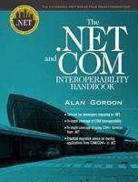 The  NET and COM Interoperability Handbook PDF
