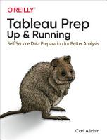 Tableau Prep  Up   Running PDF