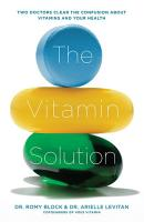 The Vitamin Solution PDF