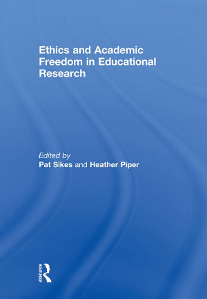 Ethics and Academic Freedom in Educational Research PDF
