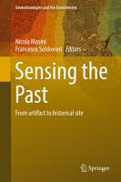 Sensing the Past PDF