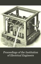 Proceedings of the Institution of Electrical Engineers: Volume 5