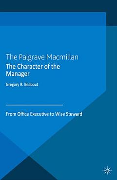 The Character of the Manager PDF