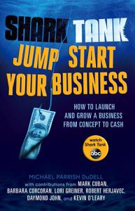Shark Tank Jump Start Your Business Book