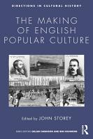 The Making of English Popular Culture PDF
