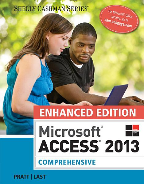 Enhanced Microsoft Access 2013  Comprehensive PDF