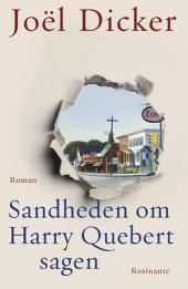 Sandheden om Harry Quebert-sagen
