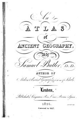 An Atlas of Ancient Geography PDF