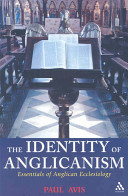 The Identity of Anglicanism PDF