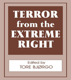 Terror from the Extreme Right PDF
