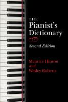 The Pianist s Dictionary PDF