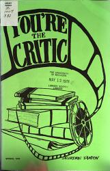 You re the Critic PDF