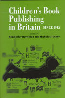 Children s Book Publishing in Britain Since 1945 PDF